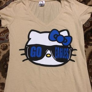 Embry-Riddle Hello Kitty shirt